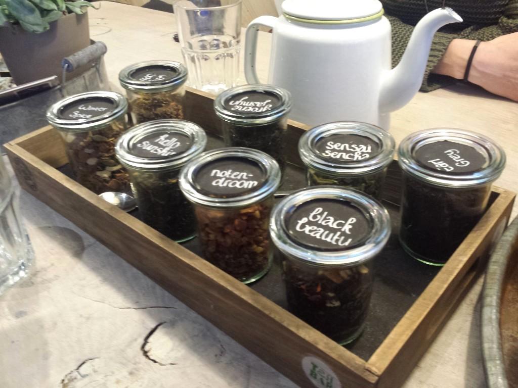 Een high tea bij Yoghurt Barn, een echte beleving