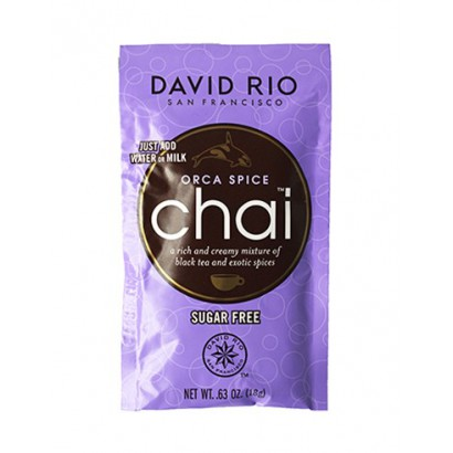 David Rio Orca Spice Chai zakje