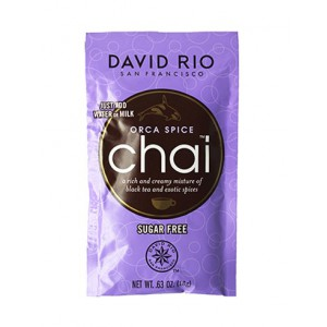 David Rio Orca Spice Chai sample