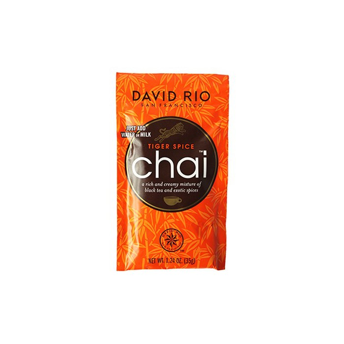 David Rio Tiger Spice chai zakje