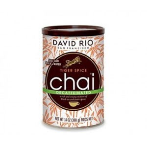 David Rio Tiger spice DECAF chai