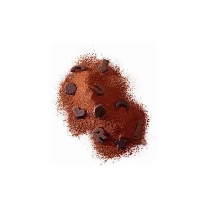 Baru swirly Hot Chocolate