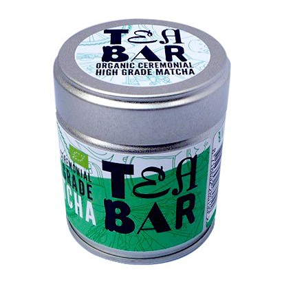Tea Bar Matcha High Grade Organic 30 gr.