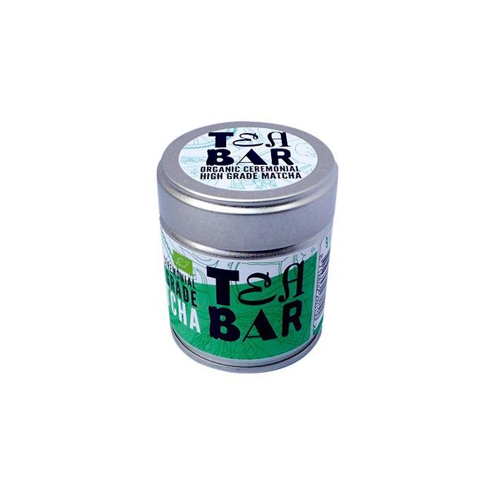 Tea Bar Matcha High Grade Organic 30 gr.