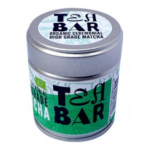 Tea Bar Matcha Organic Ceremonial High Grade 30 gr.