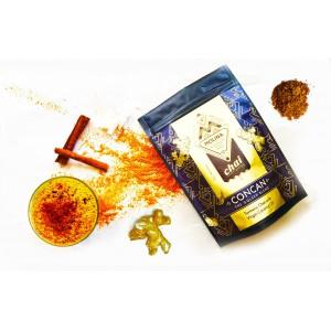 Golden Latte -Turmeric Chai - Molina Concan