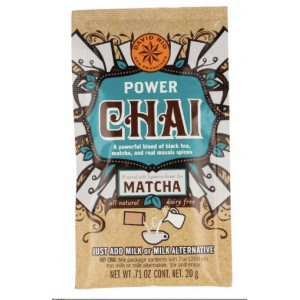 David Rio Power chai sample