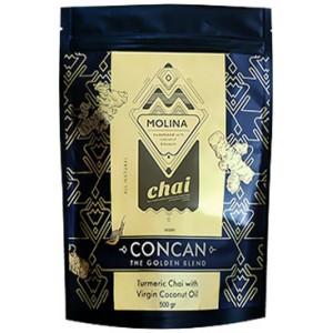 500 gram Golden Latte -Kurkuma Chai - Molina Concan
