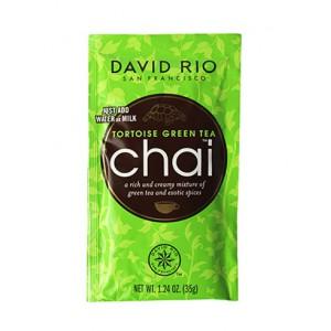 David Rio Tortoise Chai Sample