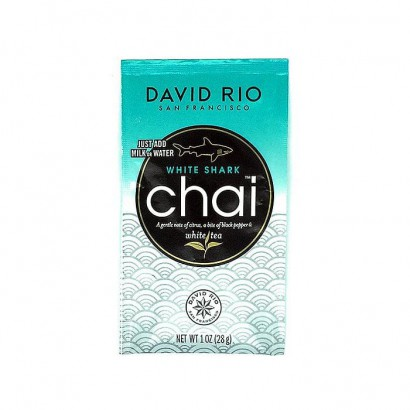 David Rio White Shark chai XL pot 1816 gram