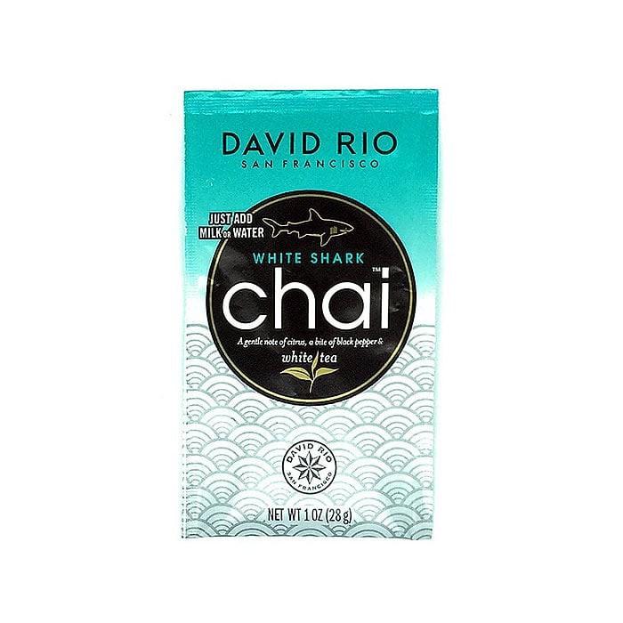 David Rio White Shark chai XL pot 1816 gram