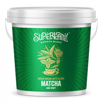 Green Dream Matcha 750 gram - Superlatte