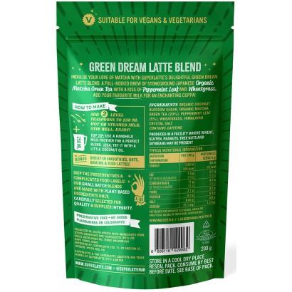 Green Dream Matcha 750 gram - Superlatte