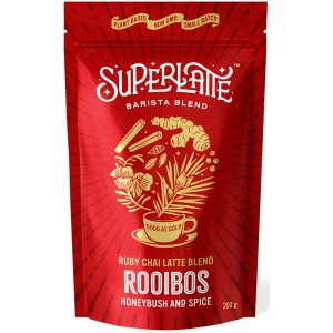 Ruby Chai Rooibos Honeybush Spices 200 gram SuperLatte