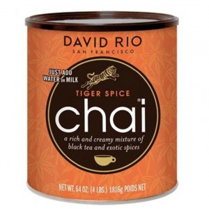Tiger Spice chai XL pot 1816 gram