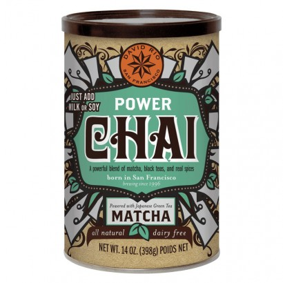 Power chai pot 398 gram