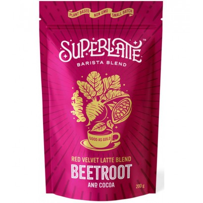 Red Velvet Latte 200 gram SuperLatte
