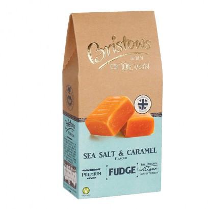 Sea Salt & Caramel Fudge...