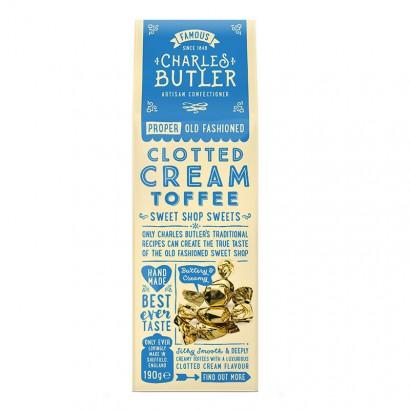 Clotted Cream Toffe 190 Gram