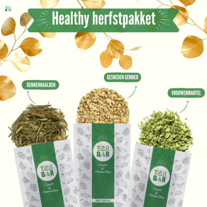 Healthy herfstpakket 3x100...